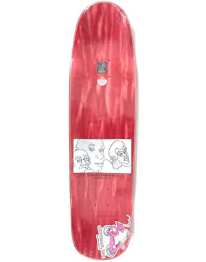 Polar x Dear x Ron Chatman Three Faces Team Deck - P9 Shape 8.625