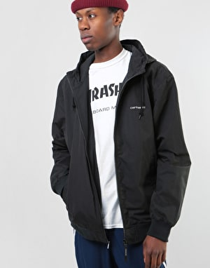 Carhartt Marsh Jacket - Black/Shell