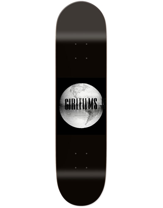 Girl Films Series Globe Skateboard Deck - 8.375""