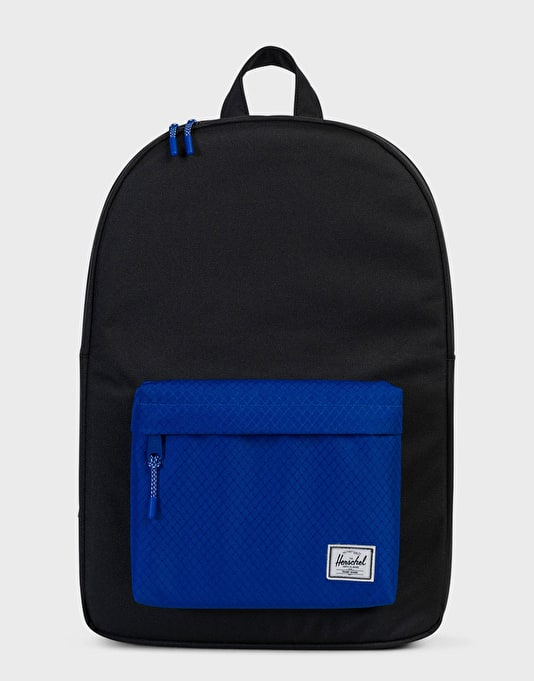 Herschel Supply Co. Classic Backpack - Classic Black/Surf the Web