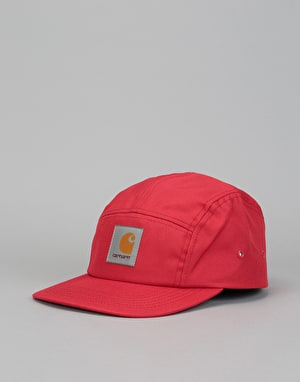 Carhartt Watch 5 Panel Cap - Chili