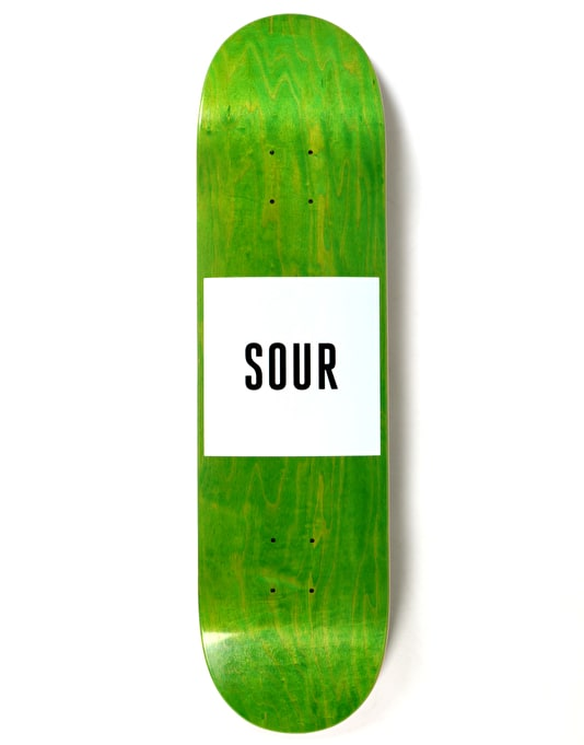 Sour Army Skateboard Deck - 8.1""