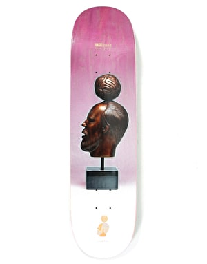 Habitat Thought it was Sirius Janoski Sculpture Series Skate Deck - 8