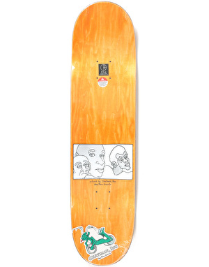 Polar x Dear x Ron Chatman Three Faces Team Deck - 8.25