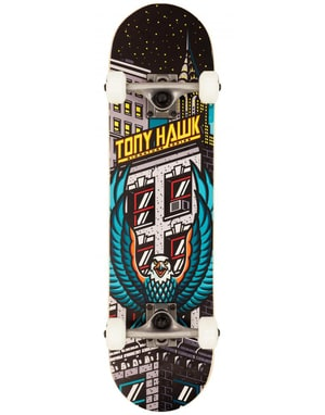 Tony Hawk 180 Downtown Mini Complete Skateboard - 7.375