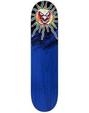 Krooked Worrest Don't Shine Pro Deck - 8.25