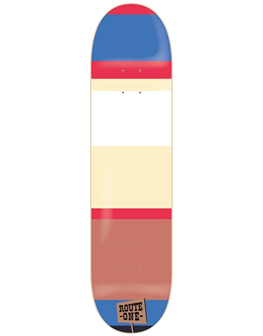 Route One Stan Team Deck - 8.25""