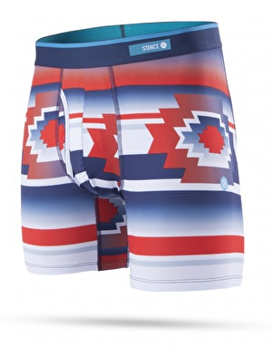 Stance Neo Native Boxer Shorts - Blue