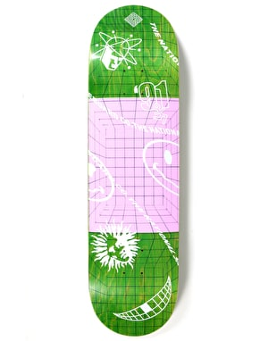 The National Skateboard Co. Ravers Team Deck - 8.5