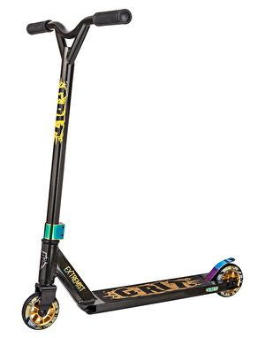 Grit Extremist 2018 Scooter - Black/Gold Metallic
