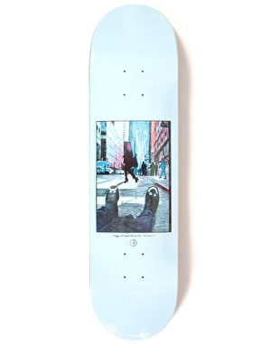 Polar Happy Sad Around The World - New York City Team Deck - 8.125