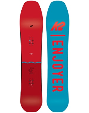 K2 Party Platter 2018 Snowboard - 150cm