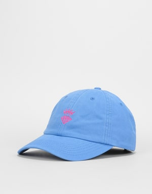 Diamond Supply Co. Lightning Sports Cap - Blue
