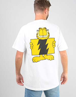 The Hundreds x Garfield Wildfire T-Shirt - White