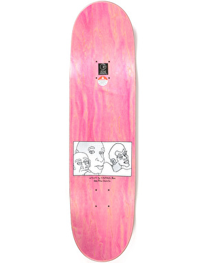 Polar x Dear x Ron Chatman Three Faces Team Deck - 8.5
