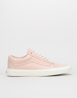 Vans Old Skool Skate Shoes - (Embossed Sidewall) Sepia Rose
