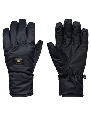DC Franchise 2018 Snowboard Gloves - Black