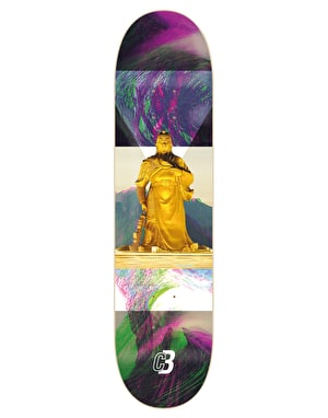 Colourblind Guan Lord Skateboard Deck - 8.5