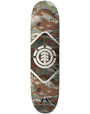 Element Sawtooth Skateboard Deck - 7.75
