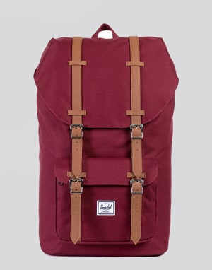 Herschel Supply Co. Little America Backpack - Windsor Wine