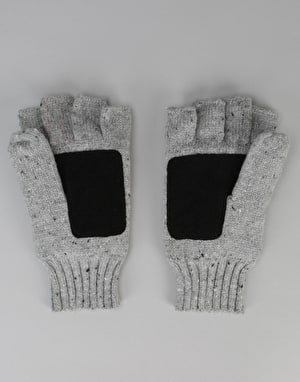 Barts Gus Bum Gloves - Heather Grey