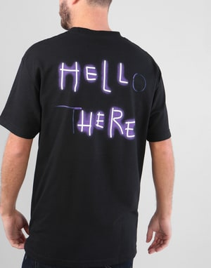 The Hundreds Hello There T-Shirt - Black