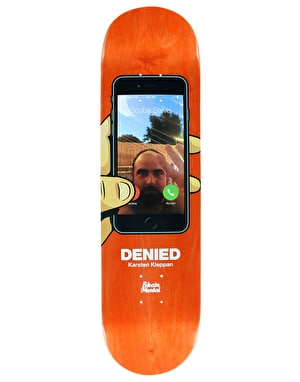 Skate Mental Kleppan Denied Pro Deck - 8.25