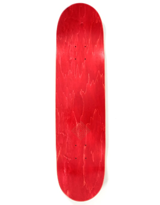 The National Skateboard Co. Classic Skateboard Deck - 8.38""