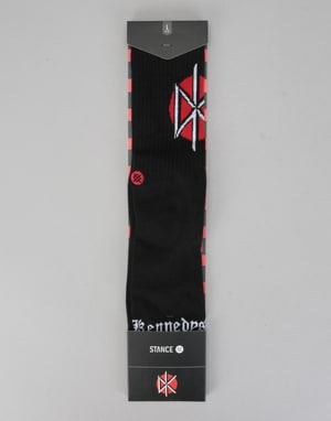 Stance Legends Of Punk Dead Kennedys Socks - Black