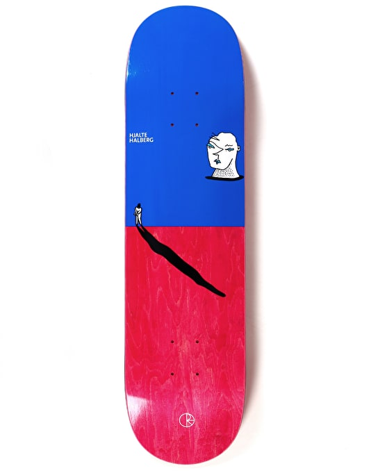 Polar Halberg Big Head Skateboard Deck - 8""