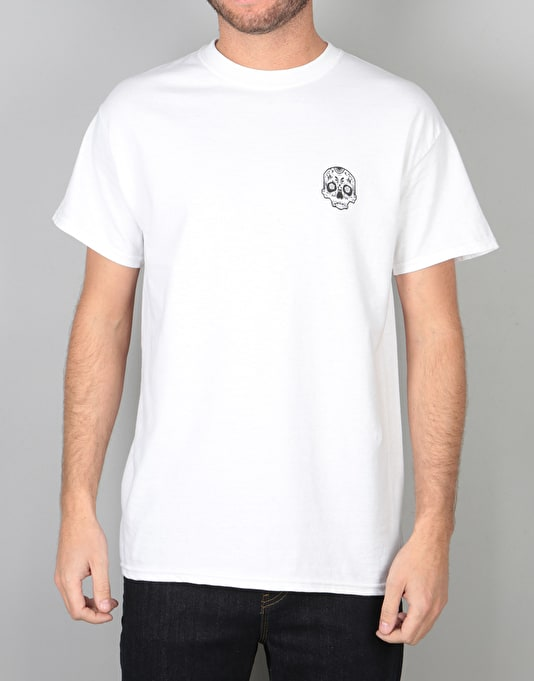 Scarred For Life Death Presents T-Shirt - White