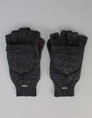 Barts Gus Bum Gloves - Black