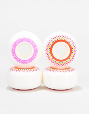 Route One Dots 102a Skateboard Wheel - 52mm
