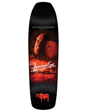 Anti Hero Grosso Apocalypse Cow Pro Deck - 9.25