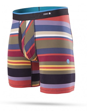 Stance Garage Daze Boxer Shorts - Black