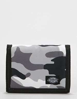 Dickies Crescent Bay Wallet - White Camo