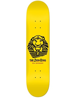Real Zion King Pro Deck - 8.25