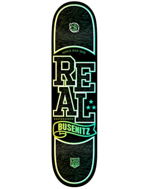 Real Busenitz Holographic Low Pro II Pro Deck - 8.18