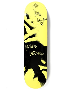 The National Skateboard Co. Cuadrado x Catalogue Pro Deck - 8.25