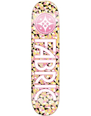Fabric Lewisville Skateboard Deck - 7.75