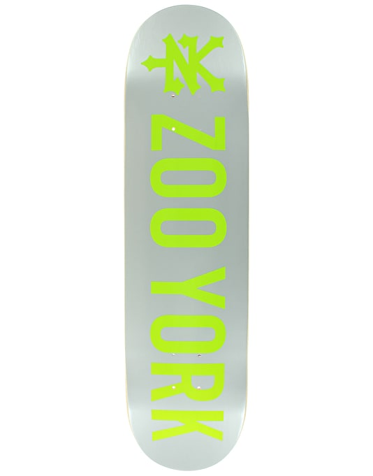 Zoo York Energy Photo Incentive Skateboard Deck -  8""