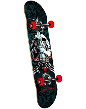 Powell Peralta Skull & Sword One Off Complete - 7.88