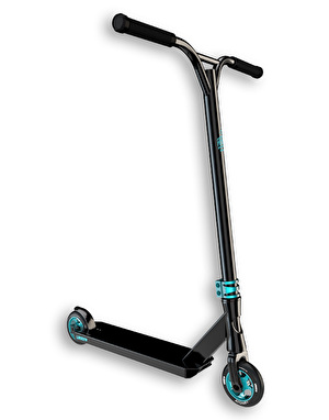Lucky Prospect Pro 2017 Scooter - Black/Teal
