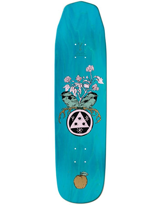 Welcome Nora Fairy Tale on Wicked Queen Skateboard Deck - 8.6""
