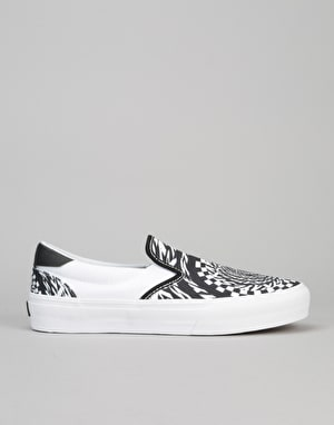 Straye Ventura Skate Shoes - BW Vortex