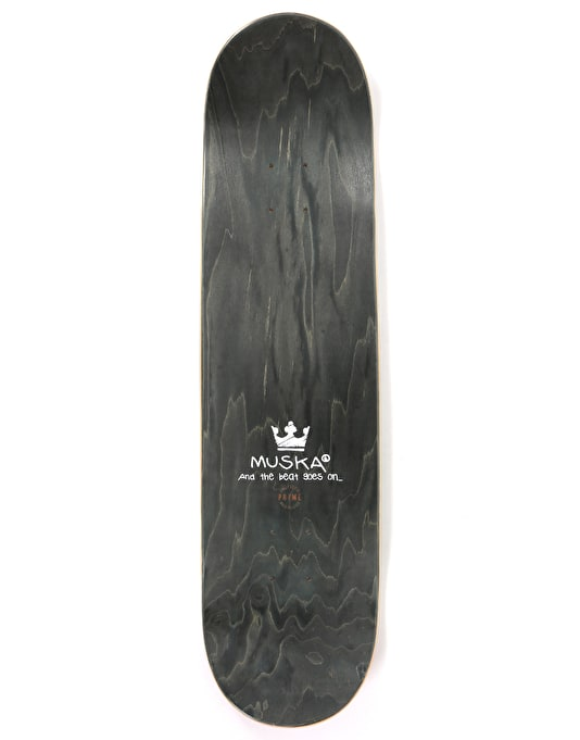 """Prime Heritage Muska Boombox Special Edition Skateboard Deck - 8.25"""""""