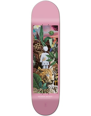 Girl Brohpy Raised by the Jungle Skateboard Deck - 8.25