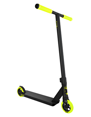 Lucky Crew Pro 2017 Scooter - Black/Highlighter