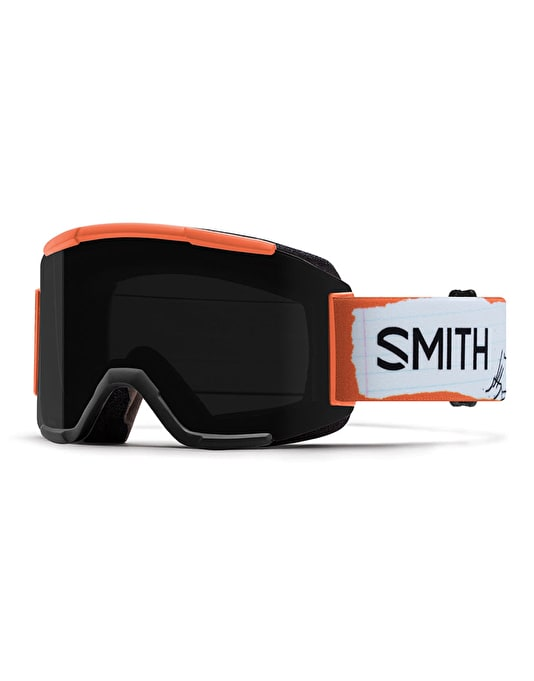 Smith Squad 2018 Snowboard Goggles - Stevens Collection/Sun Black