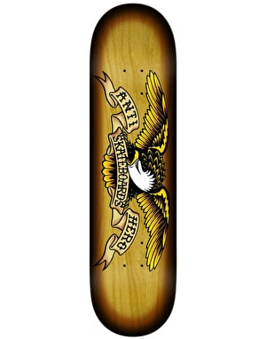 Anti Hero Eagle Sunburst Team Deck - 8.5
